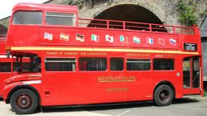 Red London Bus Tour