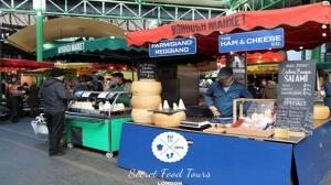 Borough Market Food Walking Tour