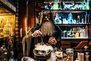 Pop Up Potion Experience Tour - Concoct, Conjure & Extract 3 Cocktails (via) Packages